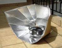 funnel-solar-cooker